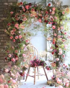 40 Larger Than Life Floral Installations for Weddings ⋆ Ruffled